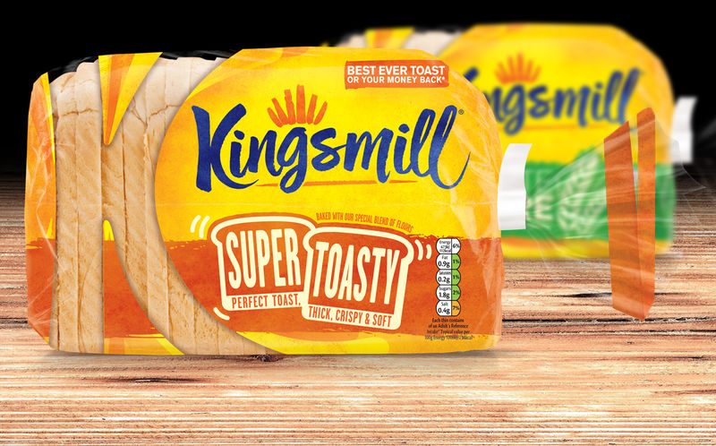 Toast-Oriented Packaged Breads