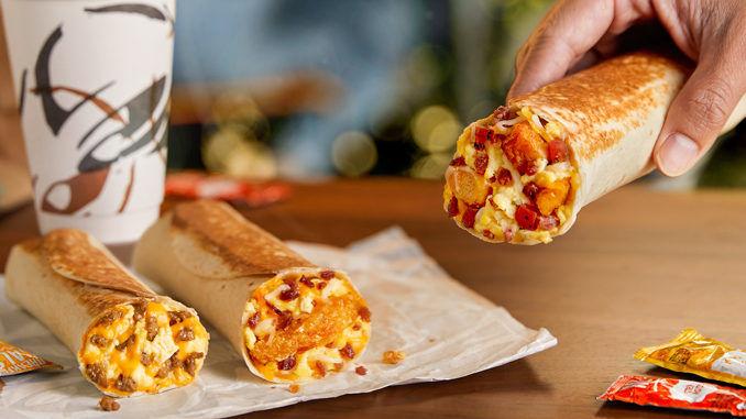 Cheese QSR Breakfast Menus