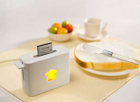 Toaster-Inspired Gadgets