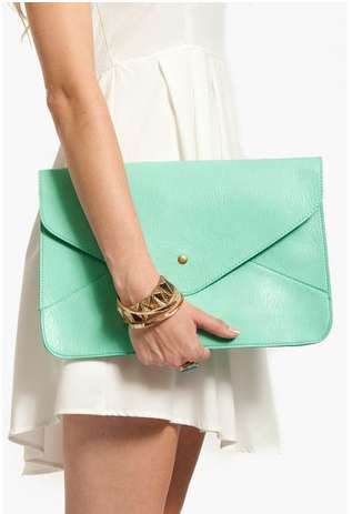 Refreshing Mint Purses