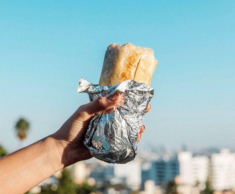 Organic Breakfast Burritos
