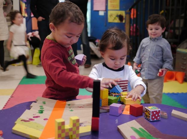 Toddler Art Camps