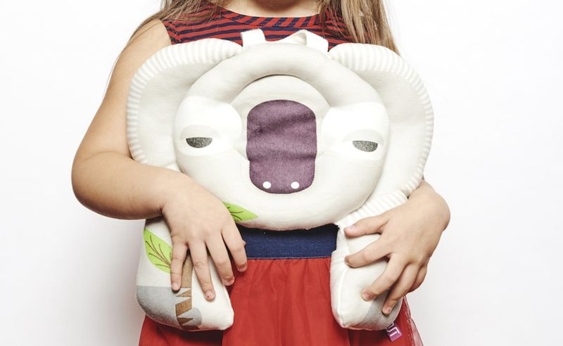 Comforting Child Travel Pillows