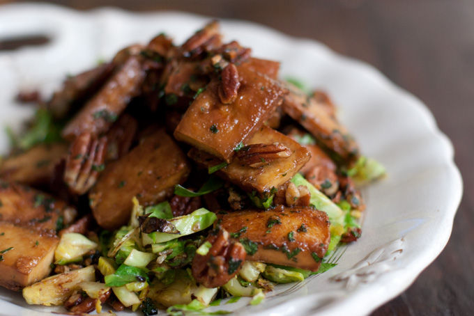 Caramelized Tofu Recipes