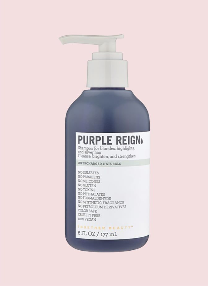 Clean Hair Product Brands - Together Beauty Offers a Range of Natural Hair Care & Styling Products (TrendHunter.com)