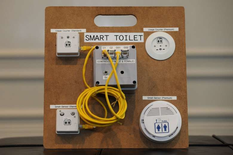 Toilet Monitoring Devices