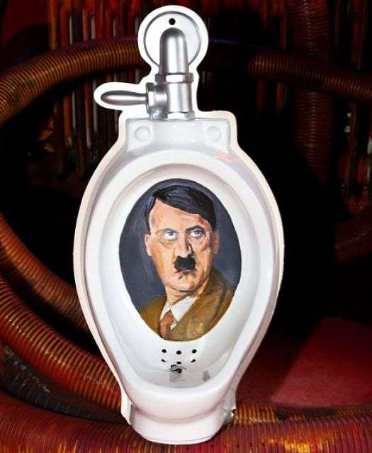 Political Toilet Artifacts