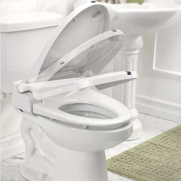 Touchless Toilet Seat Covers : Toilet Seat covers