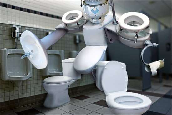 Toilet Transformers