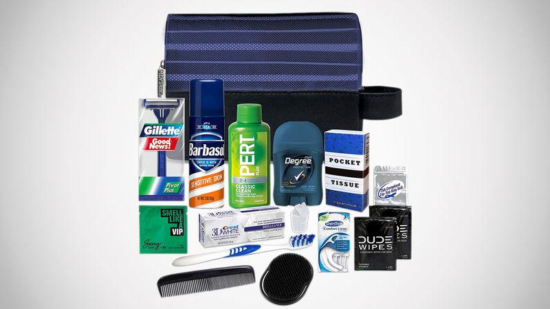 Prepackaged Grooming Kits