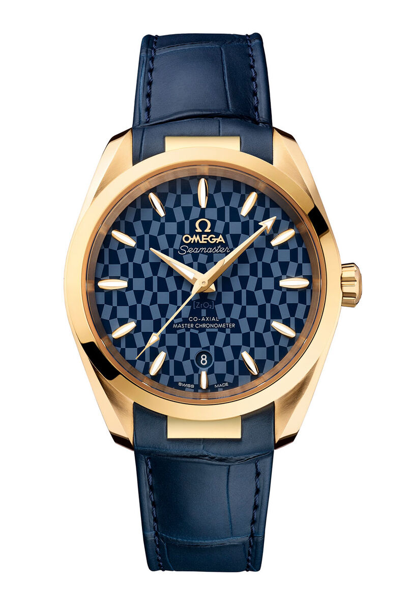Olympics-Inspired Luxury Watches