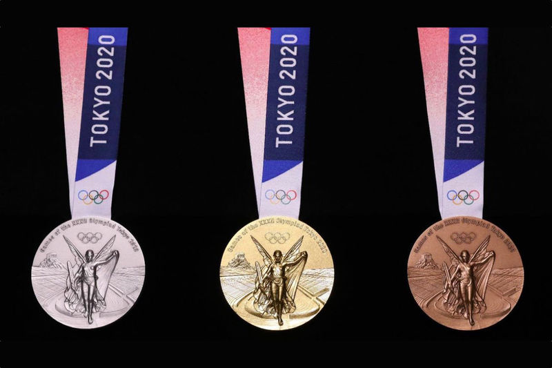 Sustainability-Focused Sporting Medals