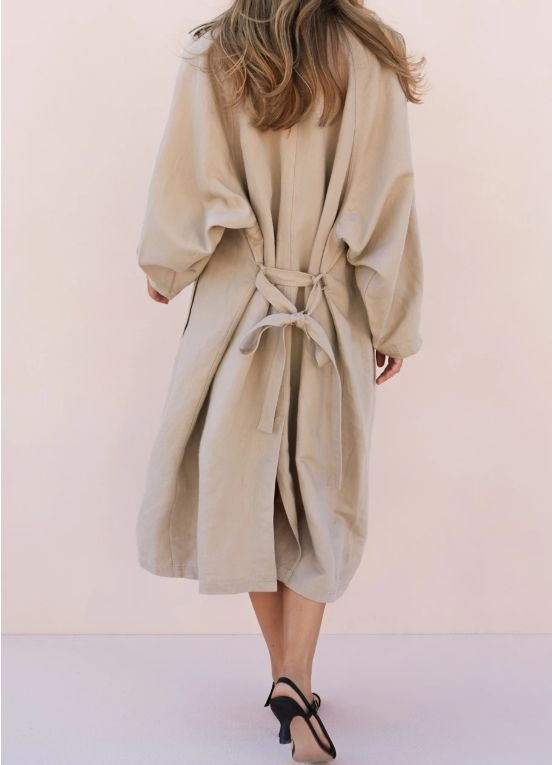 Timeless Oversized Trench Coats