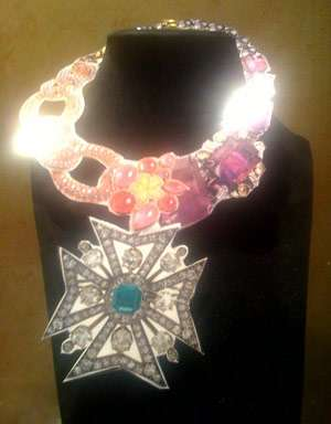 Credit Crunch Costume Jewelry