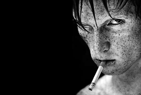Emotive & Aggressive Portraits