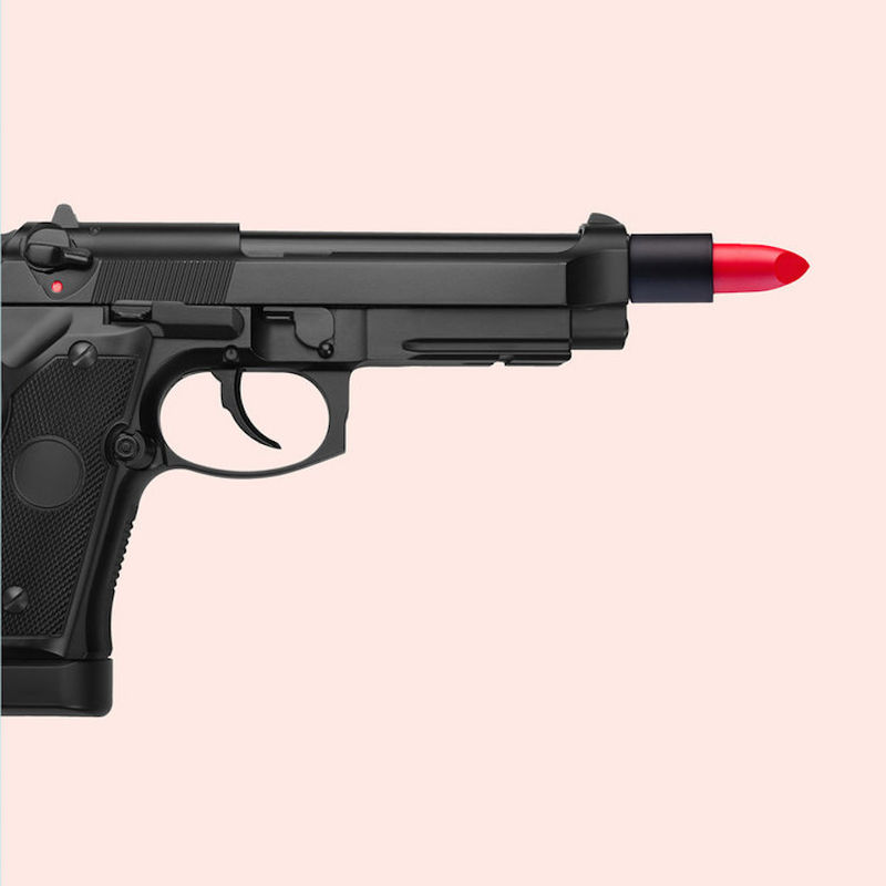 Beauty Product Weaponry