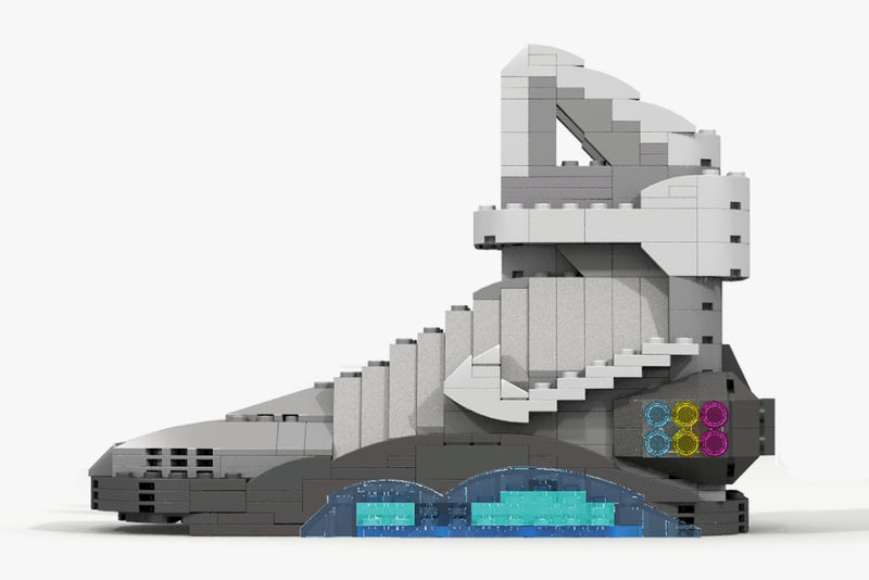 Futuristic LEGO Sneakers