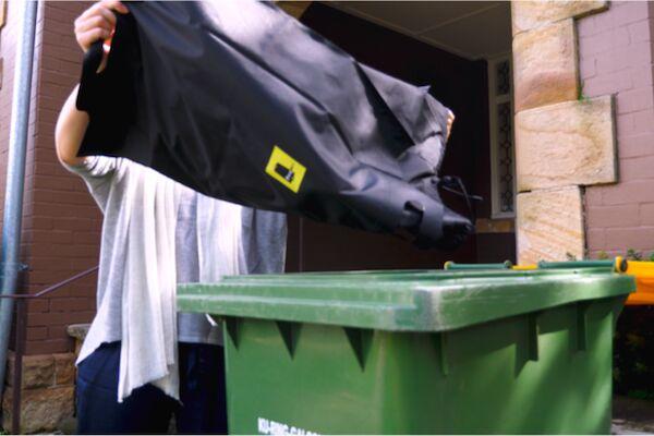 Reusable Bin Bags