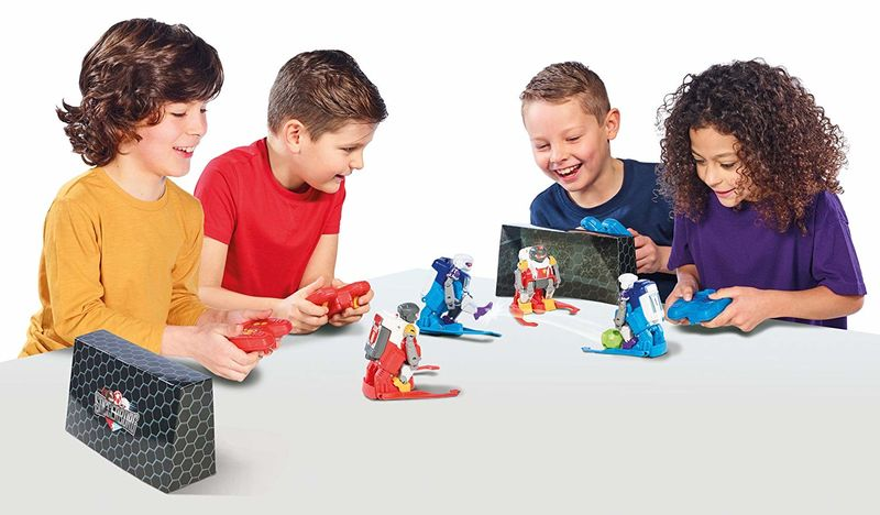 Competitive Soccer Robot Toys