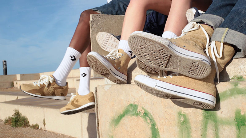 Co-Branded Casual Sneaker Lines