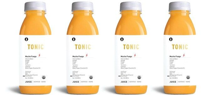 Zero-Waste Tonic Juices