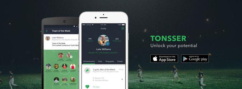 Social Media Sports Apps
