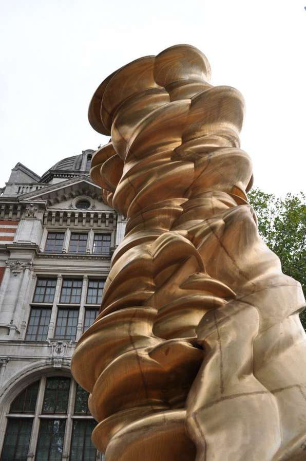Waved Street Sculptures