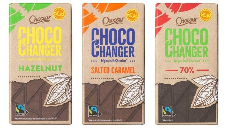 Sustainably-Sourced Chocolate Treats