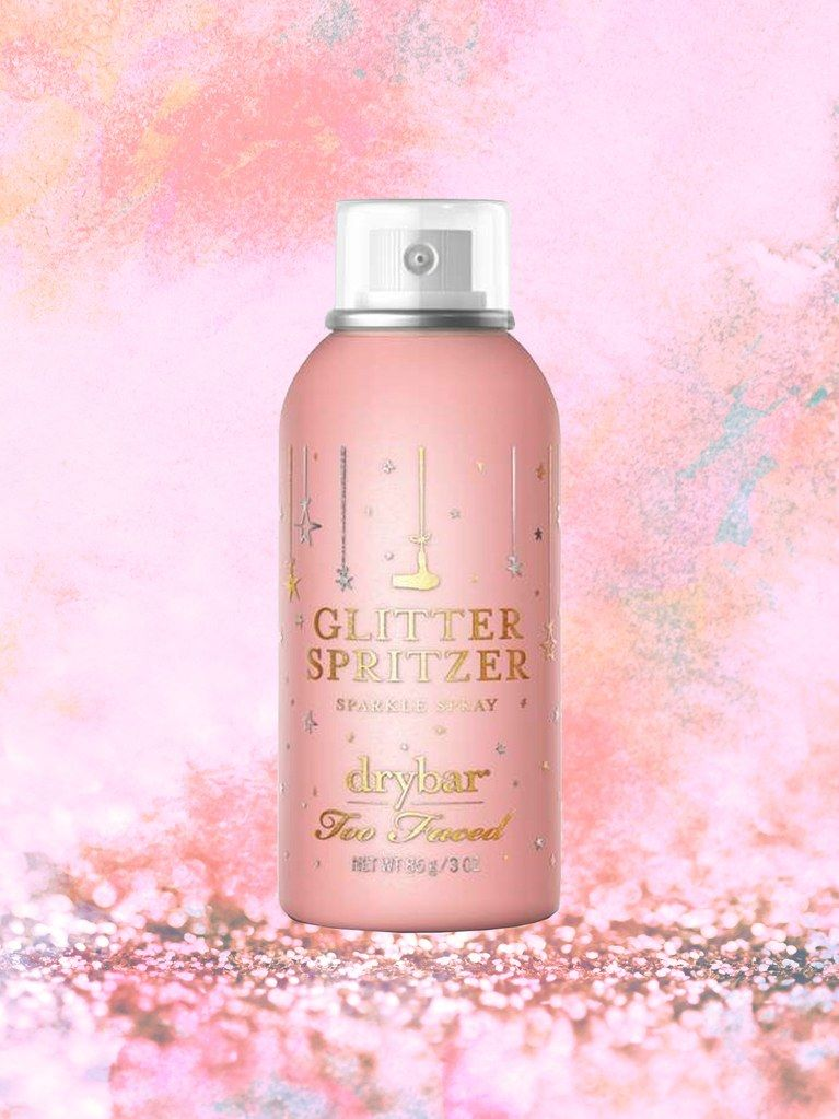 Collaborative Glitter Hairsprays