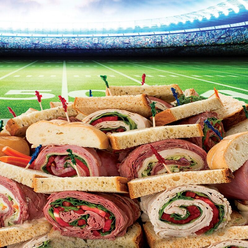 Game Day Catering Promotions
