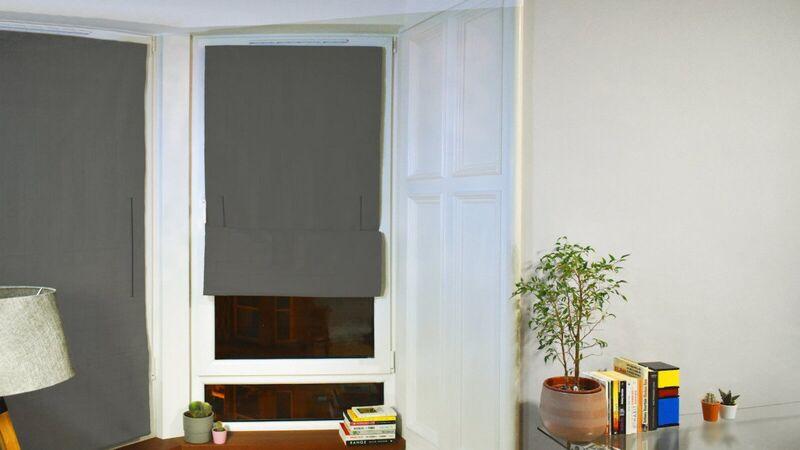 DIY Adjustment Window Coverings