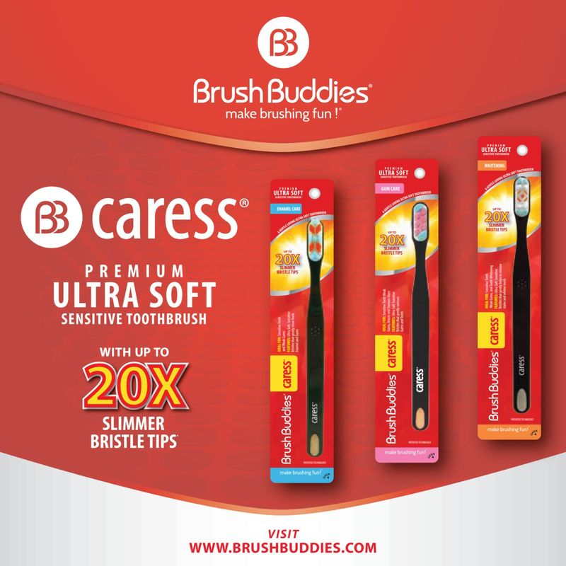 Ultra-Soft Toothbrushes