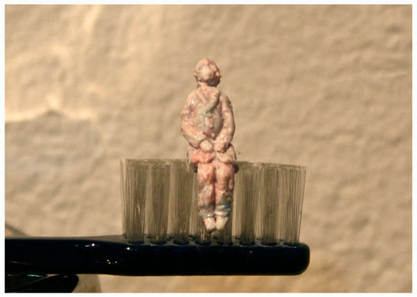 Miniature Minty Sculptures