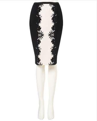 Rorschach Test-Inspired Skirts