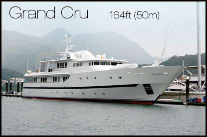 10 Asian Super Yachts