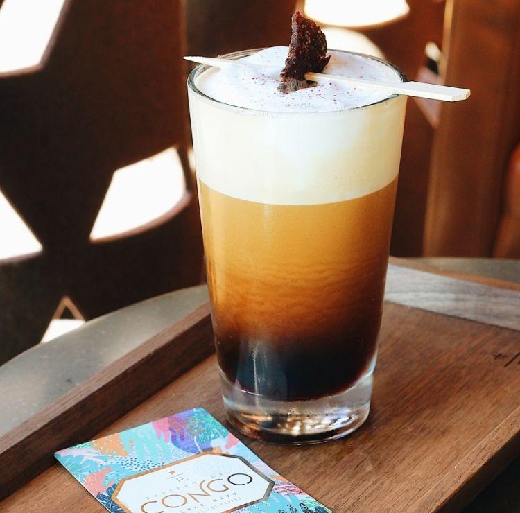 Jerky-Topped Nitro Coffees