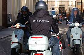 Fashion Delivery Service