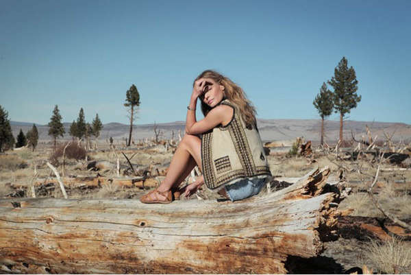 Boho Wasteland Lookbooks