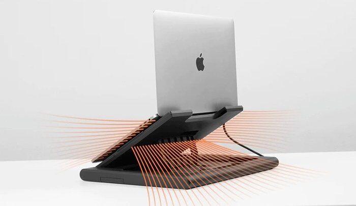 Connectivity Hub Laptop Stands