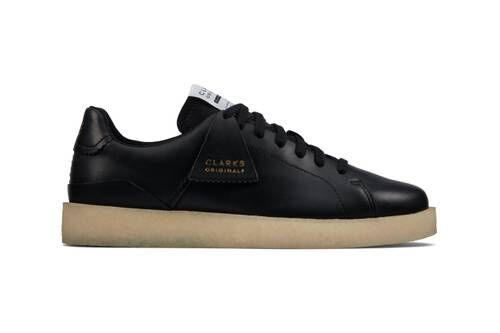 Tennis-Inspired Crepe Unit Shoes