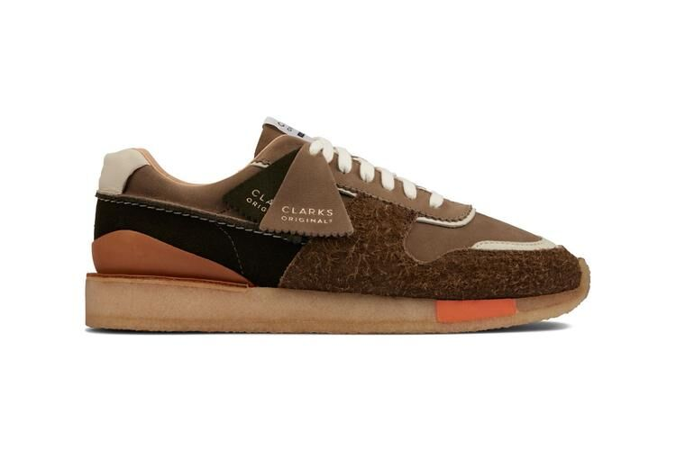 Autumnal-Toned Everyday Sneakers