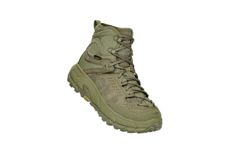 Earthy Tonal Trail Boots