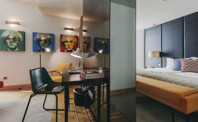 Collaborative Artist Hotels