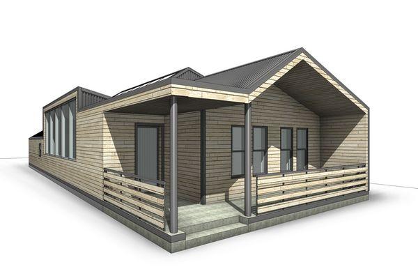 Tornado-Proof Family Homes
