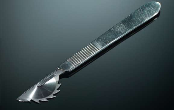 Scary Surgical Utensils