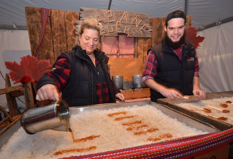Winter Canadiana Confection Events