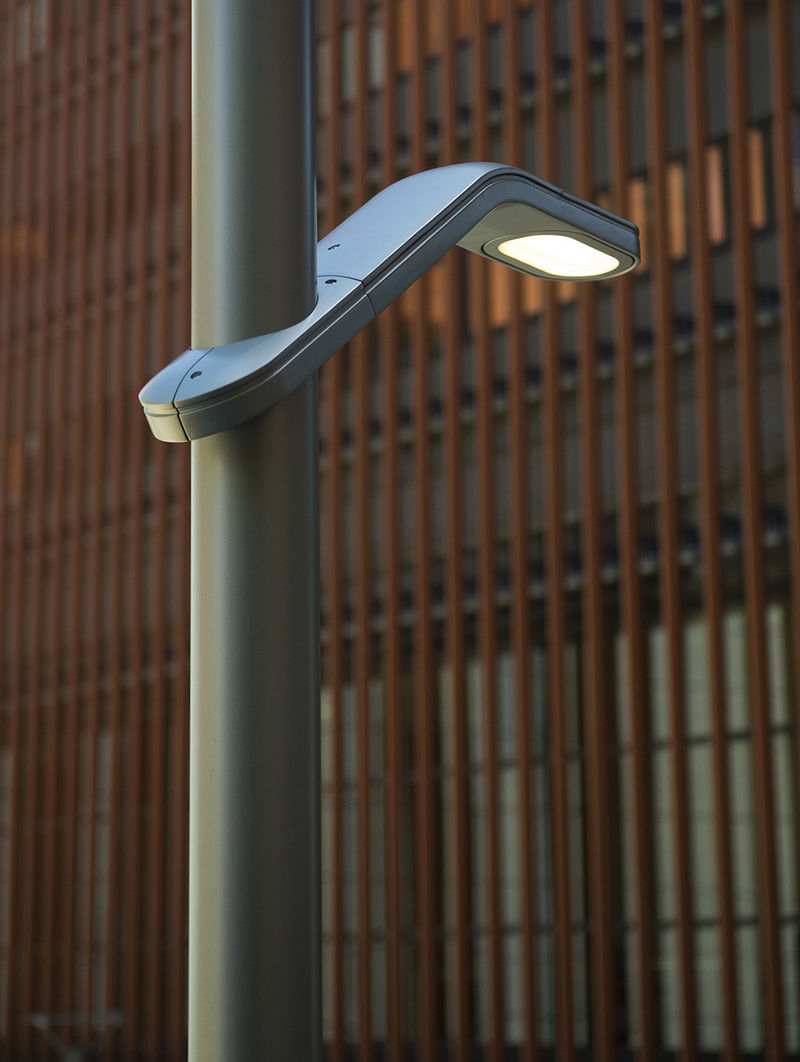 Re-Designed City Lamps
