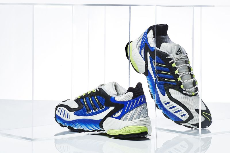 90s-Inspired Trail Running Shoes