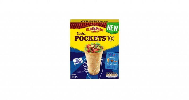 Mess-Free Pocket-Like Tortillas