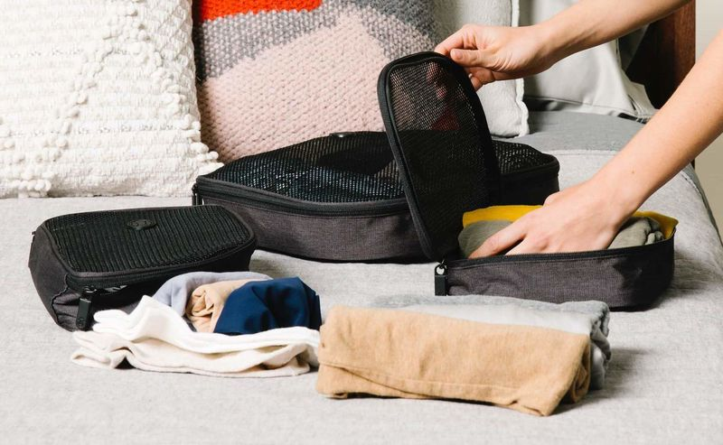Sturdy Adventurer Packing Pouches